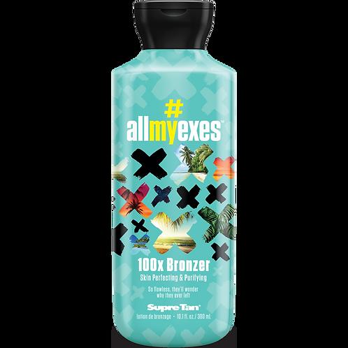 #AllMyExes 100XXX Black Bronzer 10.1 oz