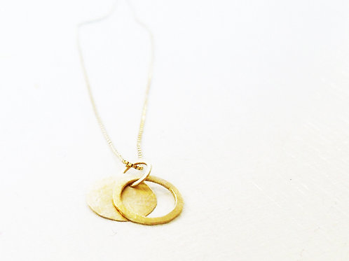 14k Gold Everyday Necklace
