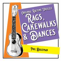 Rags, Cakewalks & Dances - Tablature Book & Audio
