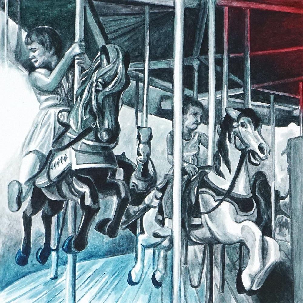 Daedaulum Album Cover by Devon Nowlin