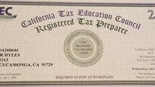 Your Tax Preparer is Legal!
