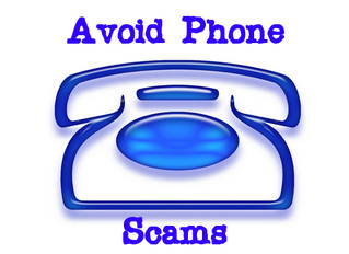 IRS PHONE SCAM CLAIMS TAXES ARE OWED