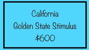 CA Golden Stimulus