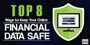 8 Steps to Keep Online Data Safe