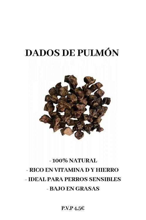 DADOS DE PULMÓN