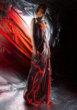 Fashion design photoshoot photography shoot photographer Michelle Vossen Jessica Nap