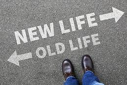 Old New Life Future Past Goals Success D
