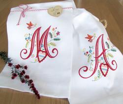 ATL - Monogram Towel