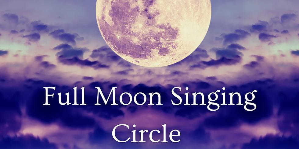 Full Moon Singing Circle September