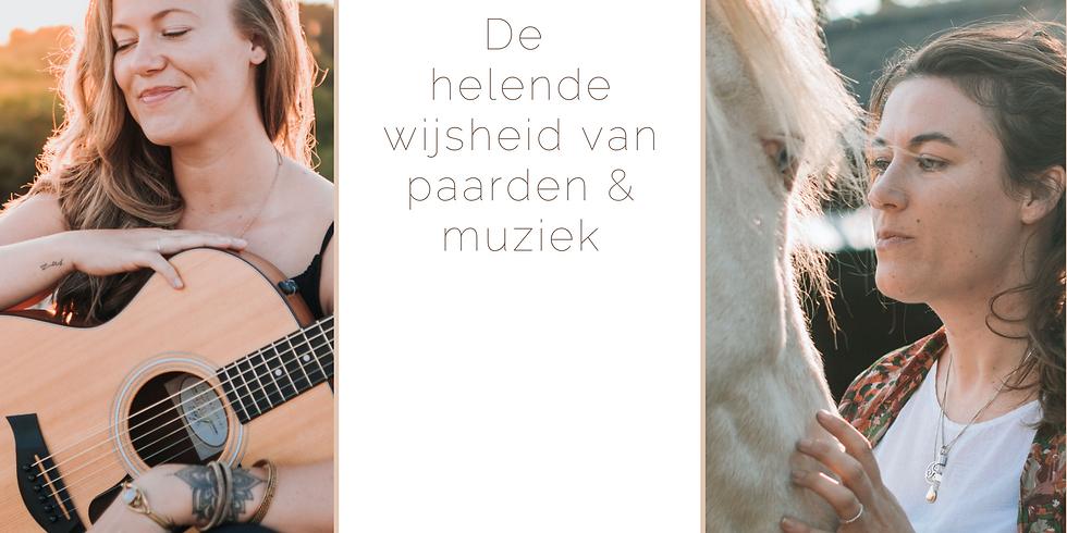 De Helende Wijsheid van Paarden & Muziek