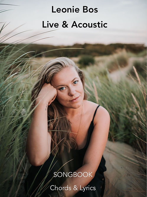 Songbook Live & Acoustic PDF