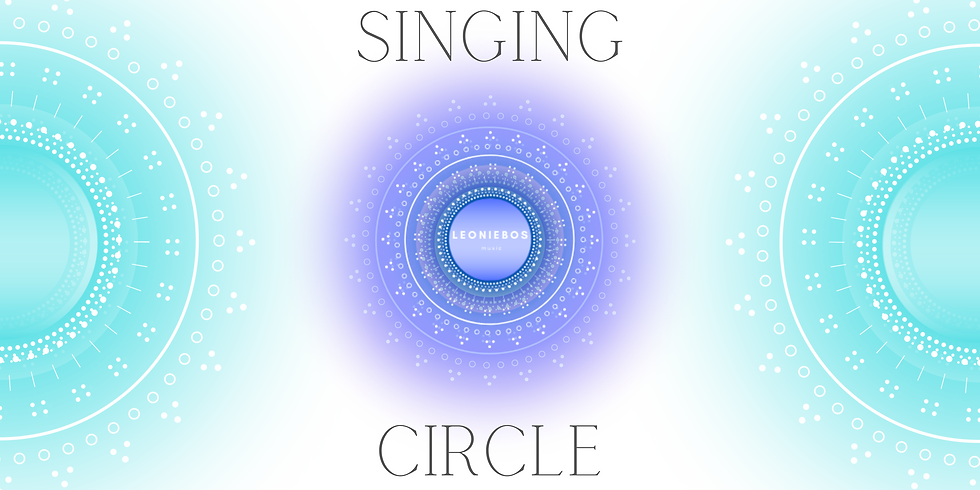 Singing Circle - Paleis 180 Amsterdam