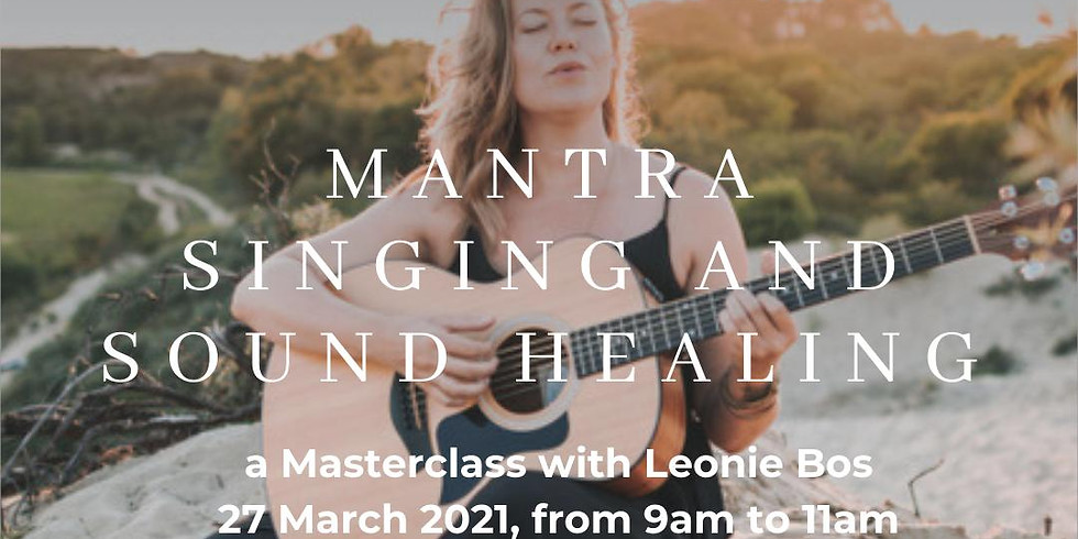 Mantra Singing and Sound Healing ONLINE
