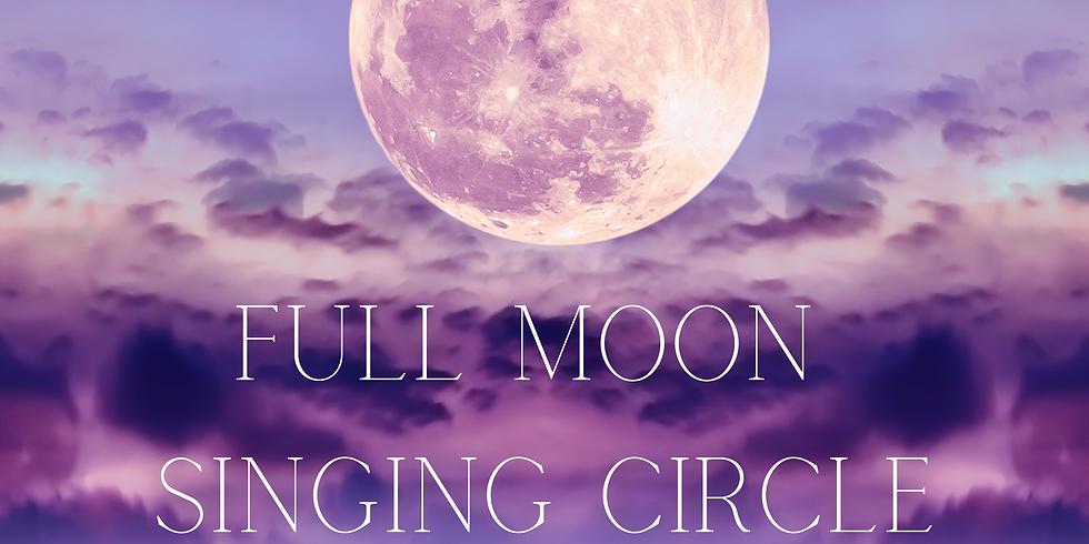 Full Moon Singing Circle JUNE