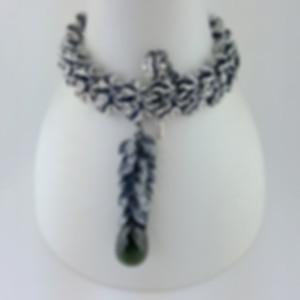 nature inspired jewelry, botanical jewelry, handcrafted fine jewelry,  tulip pistils