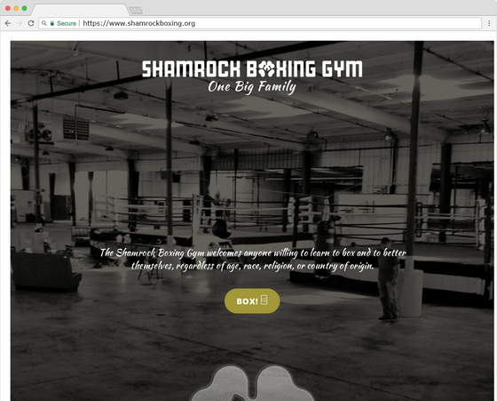 Shamrock Boxing