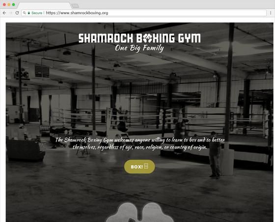 Shamrock Boxing