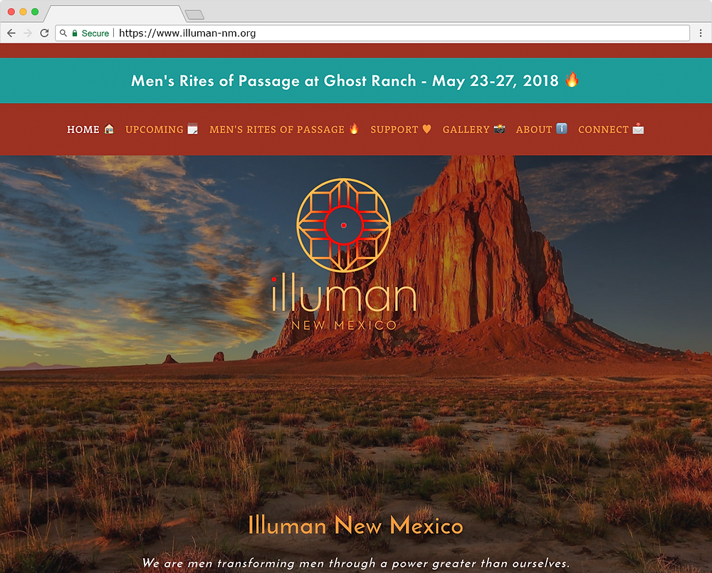 Illuman New Mexico Website