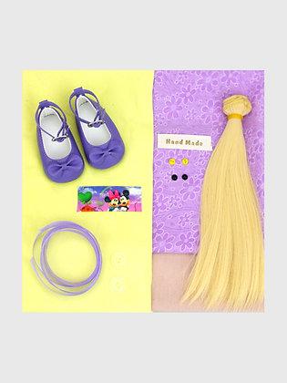 Набор материалов для шитья куклы 3509