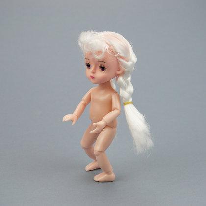 Кукла с волосами 16 см
