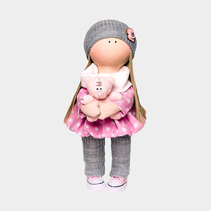 Emma doll sewing kit
