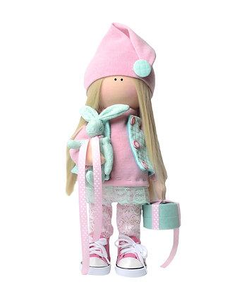 Набор для шитья куклы Влада в кедах