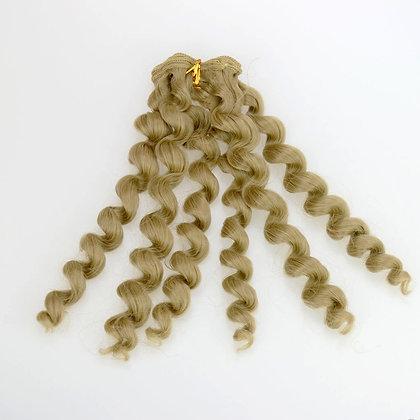 Волосы спираль