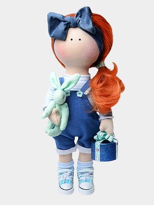 Набор для шитья куклы Оля