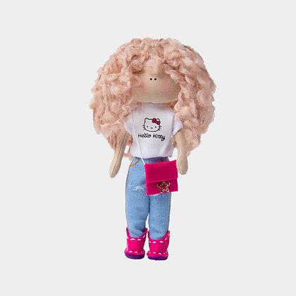 Набор для шитья куклы Ася