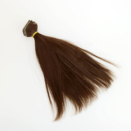 Hair for dolls 15 cm
