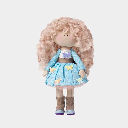 Набор для шитья куклы Леся