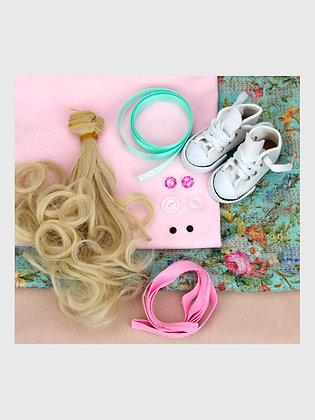Набор материалов для шитья куклы 3506