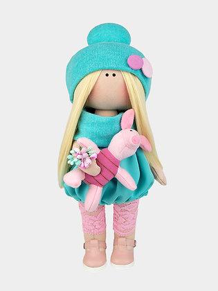 Polina doll sewing kit