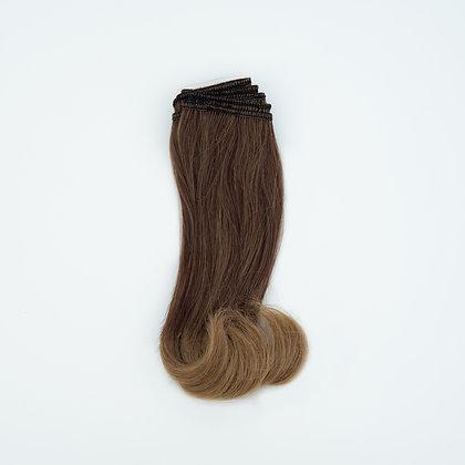 Волосы для кукол волна