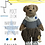 Thumbnail: Набор для шитья игрушки Архип