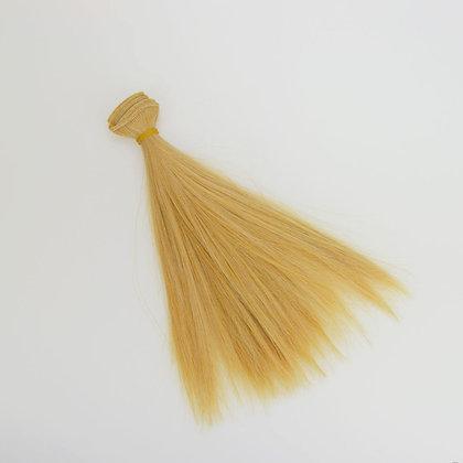 Волосы-трессы для кукол 20 см