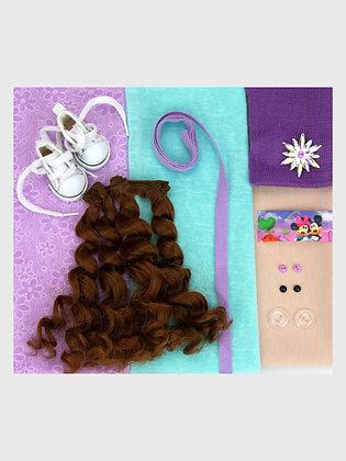 Набор материалов для шитья куклы 2505