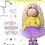 Thumbnail: Набор для шитья куклы Тоня