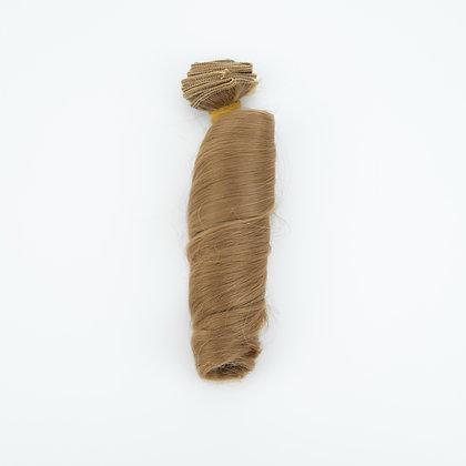 Волосы для кукол локон 15 см