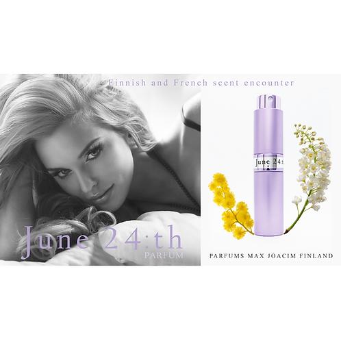 JUNE 24:TH Parfum
