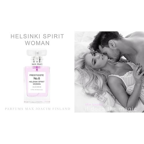 HELSINKI SPIRIT WOMAN Eau de Parfum