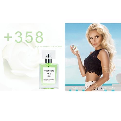 +358 Eau de Parfum for women