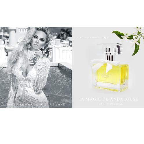 LA MAGIE DE ANDALOUSE  Eau de Parfum