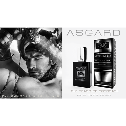 ASGARD Eau de Toilette for men