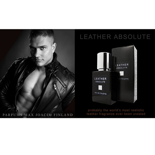 LEATHER ABSOLUTE Eau de Toilette unisex