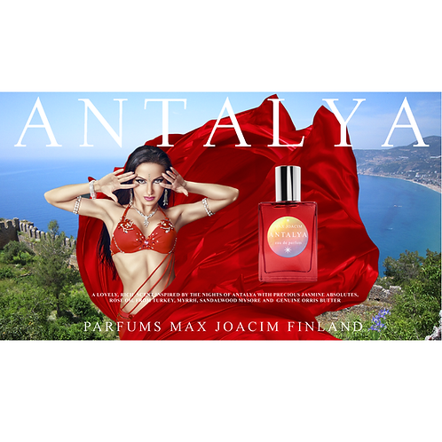 ANTALYA EDP FOR WOMEN