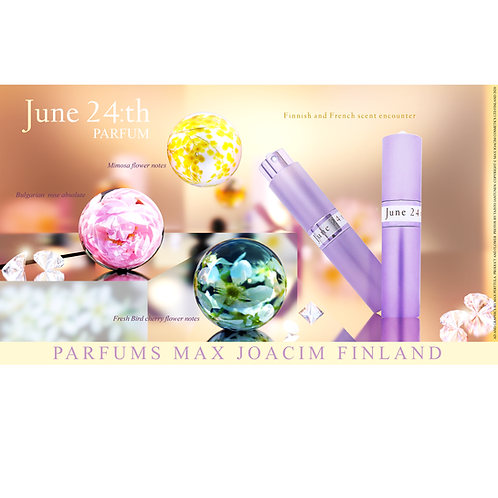 JUNE 24:TH Parfum