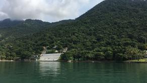 Marinha realiza operação de vistoria nas áreas de projetos de aquicultura em Águas da União
