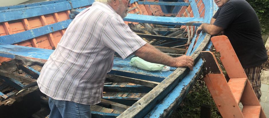 AMA Brasil adquire embarcação de apoio à produção de algas marinhas dos projetos ALGAMAR e PROALGAS