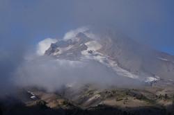 Mount Hood Shrouded
